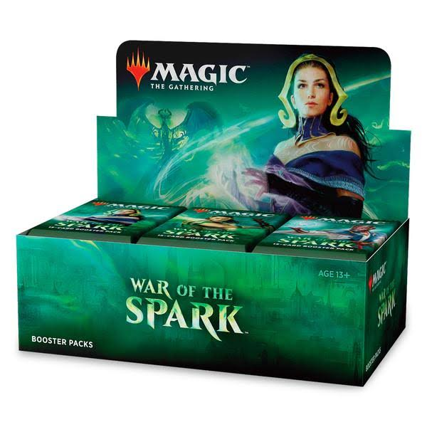 Magic The Gathering - War of The Spark - Booster Box