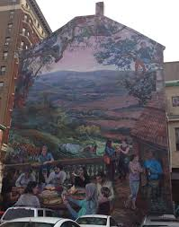 Philly Mural Arts Tour by Sunday Church No 6 Philadelphia Mural Arts Program Tour