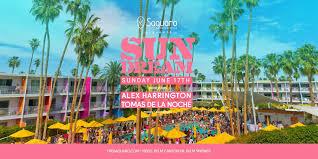 100 Sagauro Palm Springs The Saguaro Presents Sun Dream Pool Party