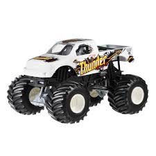 Hot Wheels Monster Jam Thunder 4x4 - Toys & Games - Vehicles ... Hot Wheels Monster Jam Dragon Blast Challenge Play Set Shop Hot Wheels Brands Toyworld 2017 Monster Jam Includes Team Flag Jurassic Attack Amazoncom Off Road 124 Bkt Growing Scale Devastator Vehicle Giant Grave Digger Big W Video Game With Surprise Truck Truck Mattel Path Of Destruction Custom Wheel Crazy Apk Download Free Racing For Games Bestwtrucksnet