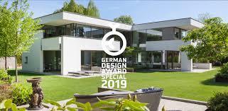 100 German House Design Double Award At The Award 2019 Architekten Bda