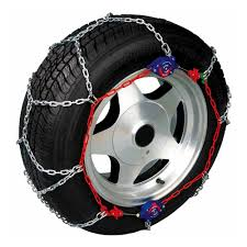 100 Truck Chains AutoTrac 155505 Series 1500 Pickup SUV Traction Snow Tire