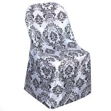 Details About 50 Black White Damask Flocking Folding CHAIR COVERS Wedding  Ceremony Decorations Folding Chair Cover Details About 50 Black White Damask Flocking Chair Covers Wedding Ceremony Decorations Lifetime Spandex Chair Covers Stretch Lycra Cover Party Satin Ivory Reception Spandex Stretchable Fitted Dinner Polyester Or Seat Seatcover Resin W Padded Seat Silver Linentablecloth 88 Awesome Models Of Cheap Home Design
