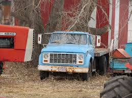 More Old Trucks And Tractors We've Spotted In Our Travels – Off The ...