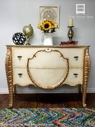 How To Use Dark Wax To Antique Furniture
