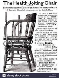1890s USA The Health Jolting Chair Magazine Advert Stock ... Rocking Chair Black And White Stock Photos Images Alamy Sold Pink Cottage Beachview Fding The Value Of A Murphy Thriftyfun Amish Ash Wood Porch From Crystal Cove Vintage Meridonial Lounge Chair By Auguste Thonet 1890s Originals Chairmakers Goldwood Boris Antique Armchair Hap Moore Antiques Auctions The Chairis In House Restoring Ross