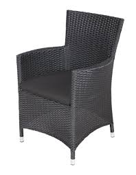 2x Cooma Wicker Outdoor Dining Chair — Black Lotta Ding Chair Black Set Of 2 Source Contract Chloe Alinum Wicker Lilo Chairblack Rattan Chairs Uk Design Ideas Nairobi Woven Side Or Natural Flight Stream Pe Outdoor Modern Hampton Bay Mix And Match Brown Stackable