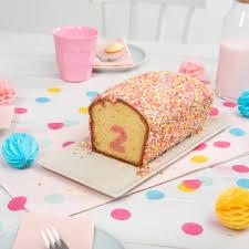 überraschungs kuchen mit zahl