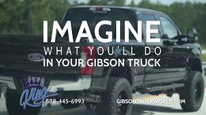 100 Gibson Truck 2018 World Imagine