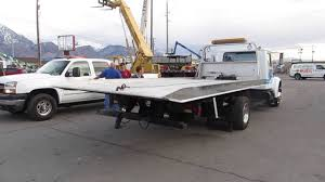 SOLD Rollback Tow Truck 95 International Diesel 19' Century Aluminum ... Heavy Duty Towing Hauling Speedy Light Salt Lake City World Class Service Utahs Affordable Tow Truck Company October 2017 Ihsbbs Cheap Slc Tow 9 Photos Business 1636 S Pioneer Rd Just A Car Guy Cool 50s Chev Tow Truck 2005 Gmc Topkick C4500 Flatbed For Sale Ut Empire Recovery In Video Episode 2 Of Diesel Brothers Types Of Trucks Top Notch Adams Home Facebook