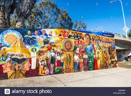 hispanic mural stock photos hispanic mural stock images alamy