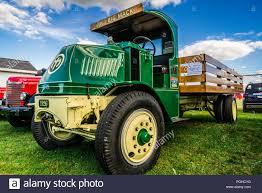 100 Big Mack Truck 1926 Woodstock Fair Woodstock Connecticut USA Stock