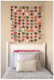 Diy Wall Decor Ideas For Bedroom Of Nifty D Cor And Pics