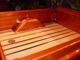 100 Stacey David Trucks Copperhead Girls Ride Chevy Apache Truck Bed