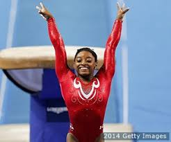 Simone Biles Floor Routine 2014 by Being Simone Biles Not As Easy As She Makes It Look