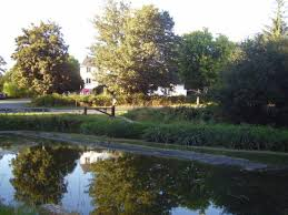 view of la maison du canal from canal picture of la maison du