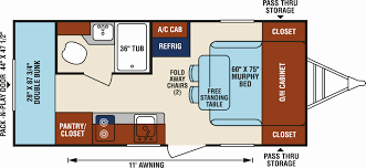 Chinook Rv Floor Plans Lovely 100 Small