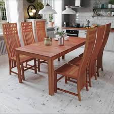 7 Piece Red Brown Solid Teak Wood Kitchen Furniture Set 1 Dining Table 6  Chairs Dalton Scandi Leg Teak Ding Table 22m 26m 3m Originals Fniture Weminster Teak For Outdoor And Patio Set Table Skovby Oval Mid Indoor Farmhouse Wood Modern Century Malaysia And Wicker Garden Bring Ding In Your Room Home Decor Root Made For 70 Inch Round Glass Top La Price Ruced Wood Ratan Ding Table Inoutdoor Kitchen Scdinavian Designs Austin Dowel Leg Molded Tub Chair Translucent Matte Or Shiny Gem 7 Piece Red Brown Solid 1 6 Chairs Victorian Vintage Brass