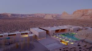 100 Hotel Amangiri 10 SpaceAge S To Sate Your Inner Astronaut SUITCASE