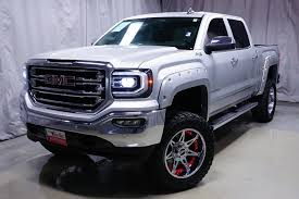 100 Sierra Trucks For Sale NEW INVENTORY ALERT Custom Lifted 2017 GMC 1500 SLT For Sale