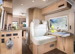 New Class B Aktiv By Hymer Makes North American Debut