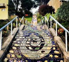 16th Avenue Tiled Steps Project by 7 Of The Worlds Most Beautiful Staircases Tales From The Backroad