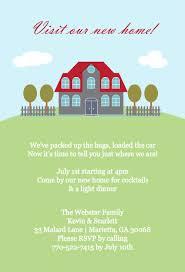 Housewarming Invite Template
