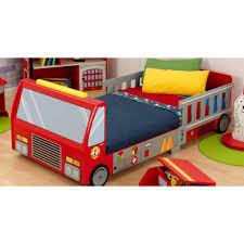 100 Toddler Fire Truck Bedding KidKraft Bed 76021 EBay