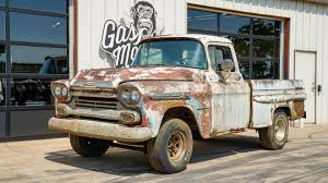 100 Apache Truck For Sale 1959 Chevrolet Gas Monkey Garage