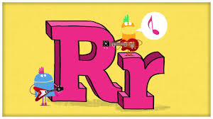 ABC Song The Letter R