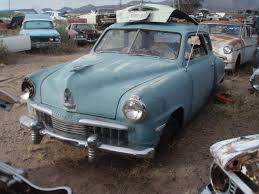 100 1947 Studebaker Truck Commander 47ST1635D Desert Valley Auto Parts
