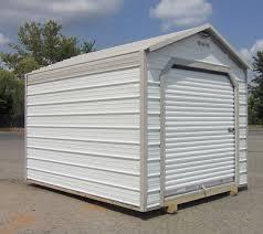 10x20 Metal Storage Shed by Metal Storage Sheds U0026 Metal Buildings Leonard Buildings U0026 Truck
