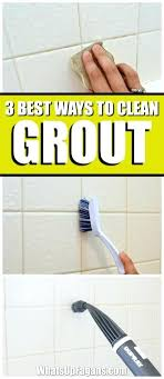 what is best way to clean grout on tile floors soloapp me
