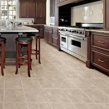 Grip Strip Vinyl Flooring by Trafficmaster Allure 16 In X 32 In Ceramique Dawn Resilient
