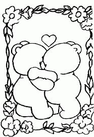 Forever Friends Coloring Pages Coloringpagesabc Com