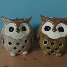 Find more Clay Owl Candle Holders for sale at up to  off