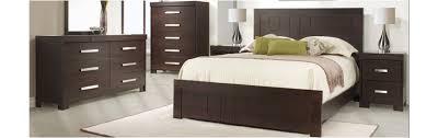 mobilier chambre contemporain mobiliers chambre à coucher lits et commodes meubles modernes