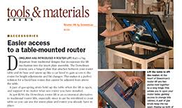 dowelmax precision engineered dowel jig systems and router lifts