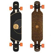 100 Drop Through Longboard Trucks Amazoncom Loaded Boards Tan Tien Bamboo Skateboard