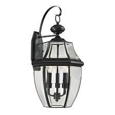 cornerstone 8603ew ashford 3 light exterior coach wall lantern