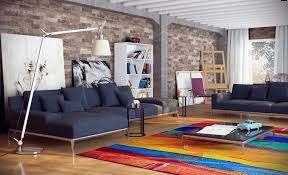 living room wooden floor couch decor colorful living room rugs