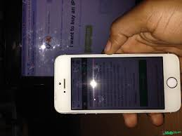 IPhone 5s gold used 16gb Mobile Phones
