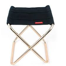 Mini Portable Folding Camping Chair Outdoor Picnic Beach Stool With  Carrying Bag
