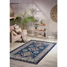 sehrazat teppich ornament 1354 rechteckig 10 mm höhe kurzflor orient optik mit fransen wohnzimmer