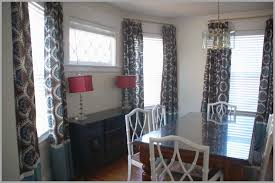 Dining Room Window Valances Good Curtains To Create New Atmosphere In Perfect Of