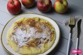 apfelpfannkuchen einfach und schnell sandras kochblog