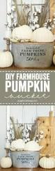 Fake Carvable Plastic Pumpkins by Best 25 Fake Pumpkins Ideas On Pinterest Fall Table Decor Diy