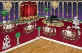Halloween Scene Setters Uk by Black Tie Ballroom Scene Setters Partyrama Co Uk