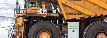 100 Haul Truck Teck Announces LNG Haul Truck Pilot Project Mining Magazine