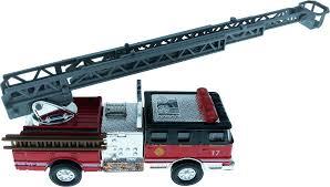 100 Diecast Fire Truck CHICAGO FIRE DEPARTMENT ENGINE 17 DIECAST FIRE ENGINE Chicago Cop